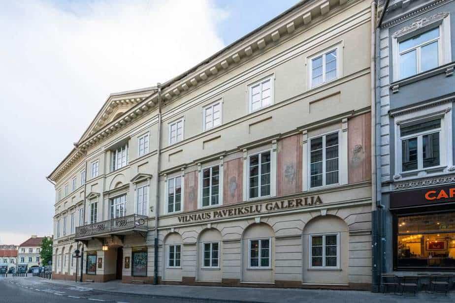 Vilnius Picture Gallery (Gemäldegalerie Vilnius) Vilnius Sehenswürdigkeiten