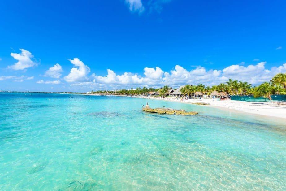Cancun Sehenswürdigkeiten: Akumal - Schnorcheln mit Meeresschildkröten