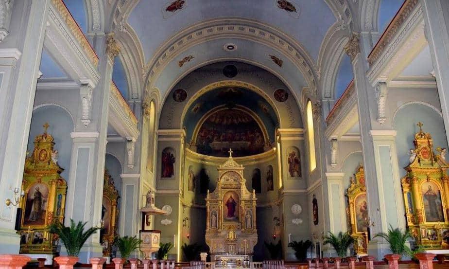 Basilika des Heiligen Herzens