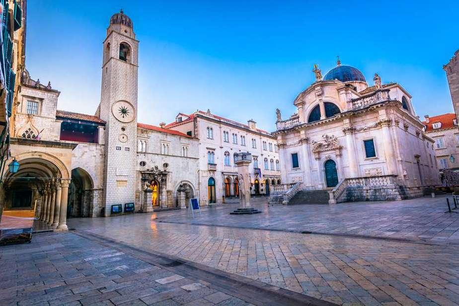 Dubrovnik Altstadt Kroatien Sehenswürdigkeiten: Die 25 besten Attraktionen – 2020