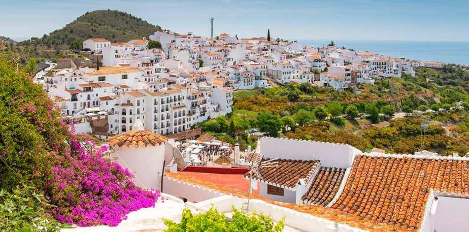 Frigiliana, Andalusia