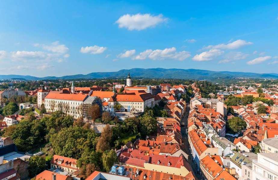 Gornji Grad (Oberstadt), Zagreb
