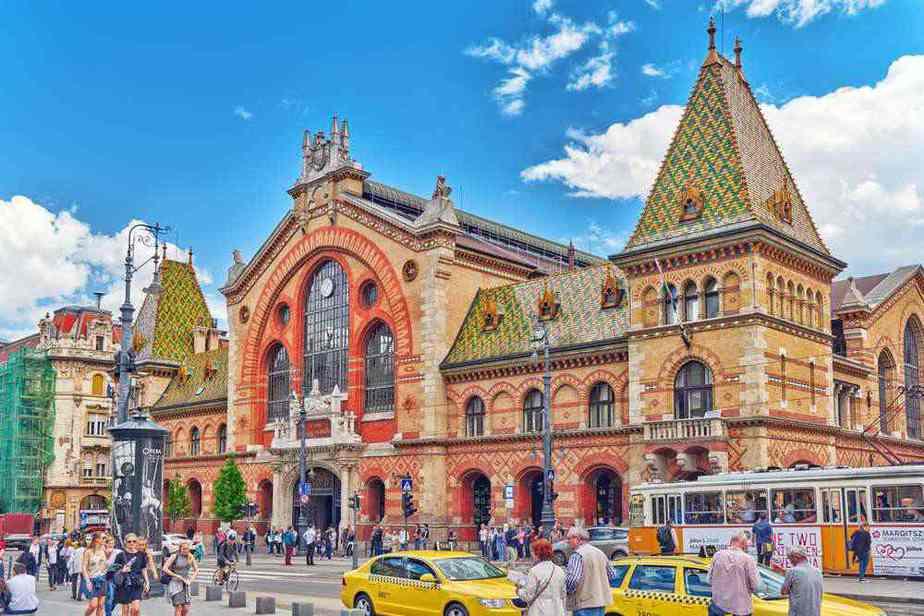 Große Markthalle: Budapest Sehenswürdigkeiten: Die 20 besten Attraktionen – 2020