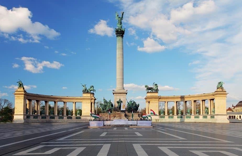 Heldenplatz Budapest Sehenswürdigkeiten: Die 20 besten Attraktionen – 2020
