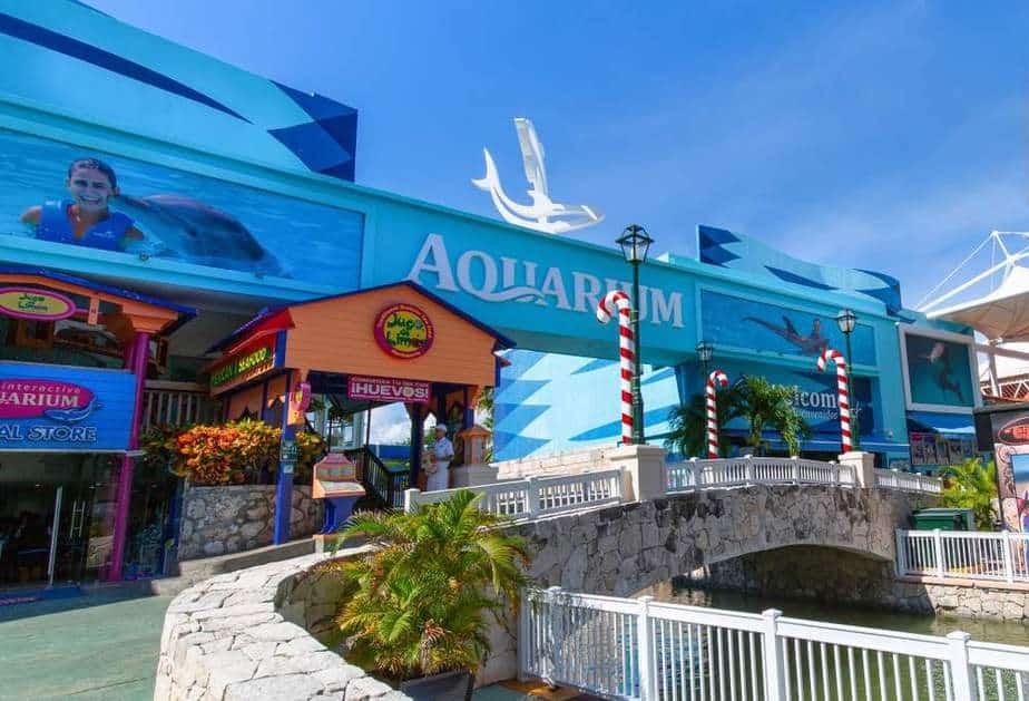 Interactives Aquarium Cancun