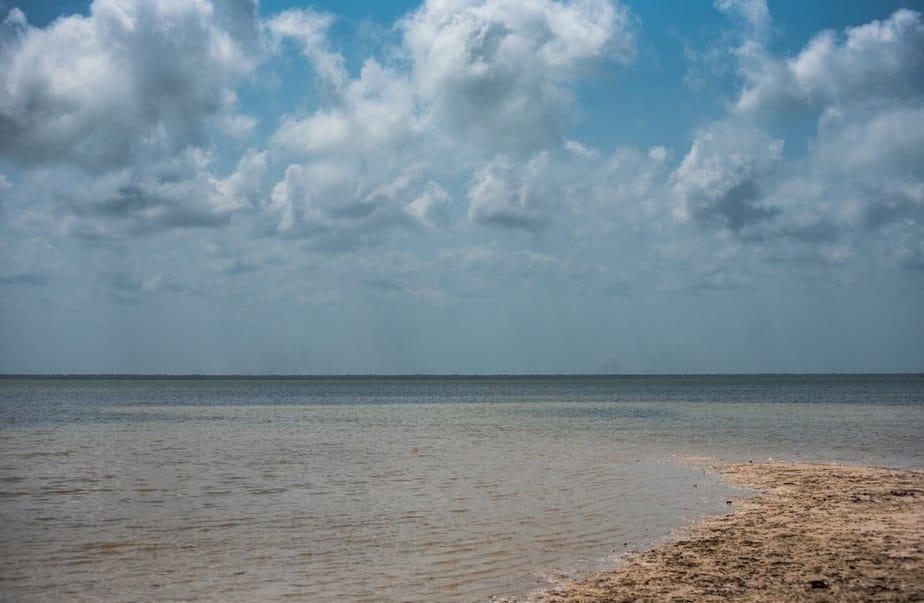 Cancun Sehenswürdigkeiten: Isla Blanca
