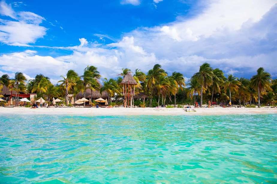 Isla Mujeres - Fraueninsel  Cancun Sehenswürdigkeiten