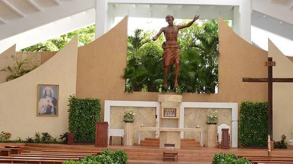 Kapelle des auferstandenen Christus