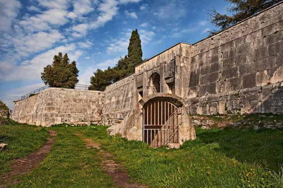 Kaštel Festung