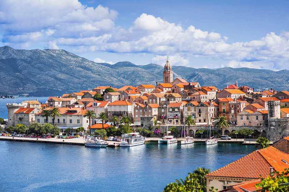 Korčula (Stadt und Insel)