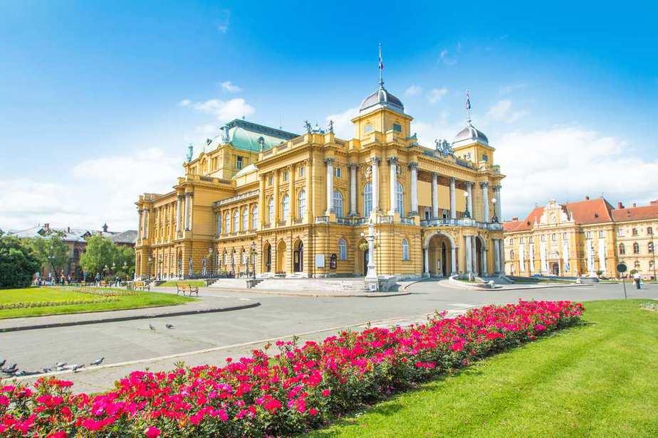 Kroatisches Nationaltheater Zagreb Sehenswürdigkeiten: Die 25 besten Attraktionen – 2020