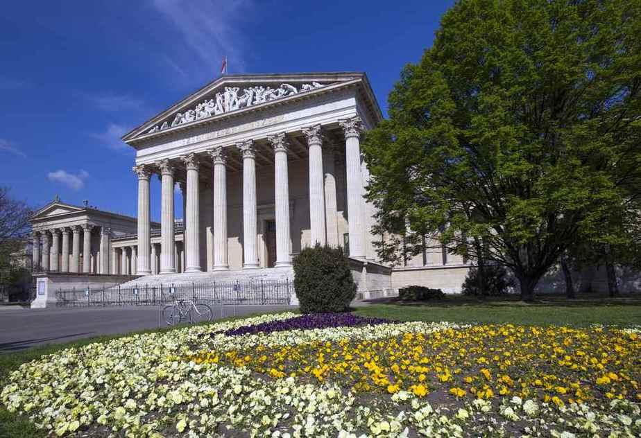 Kunstmuseum Budapest