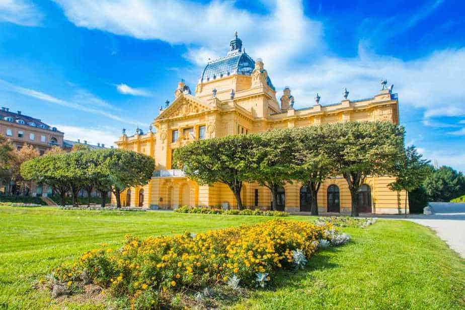 Kunstpavillon Zagreb Zagreb Sehenswürdigkeiten: Die 25 besten Attraktionen – 2020