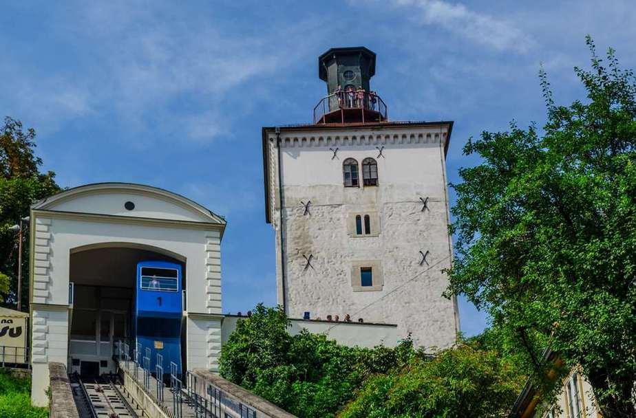 Lotrščak-Turm