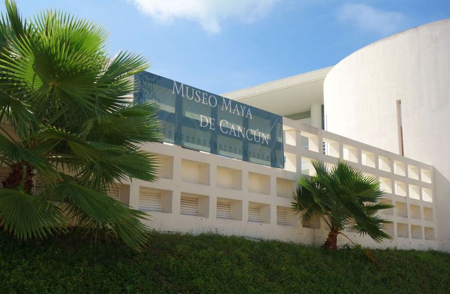 Maya-Museum von Cancun