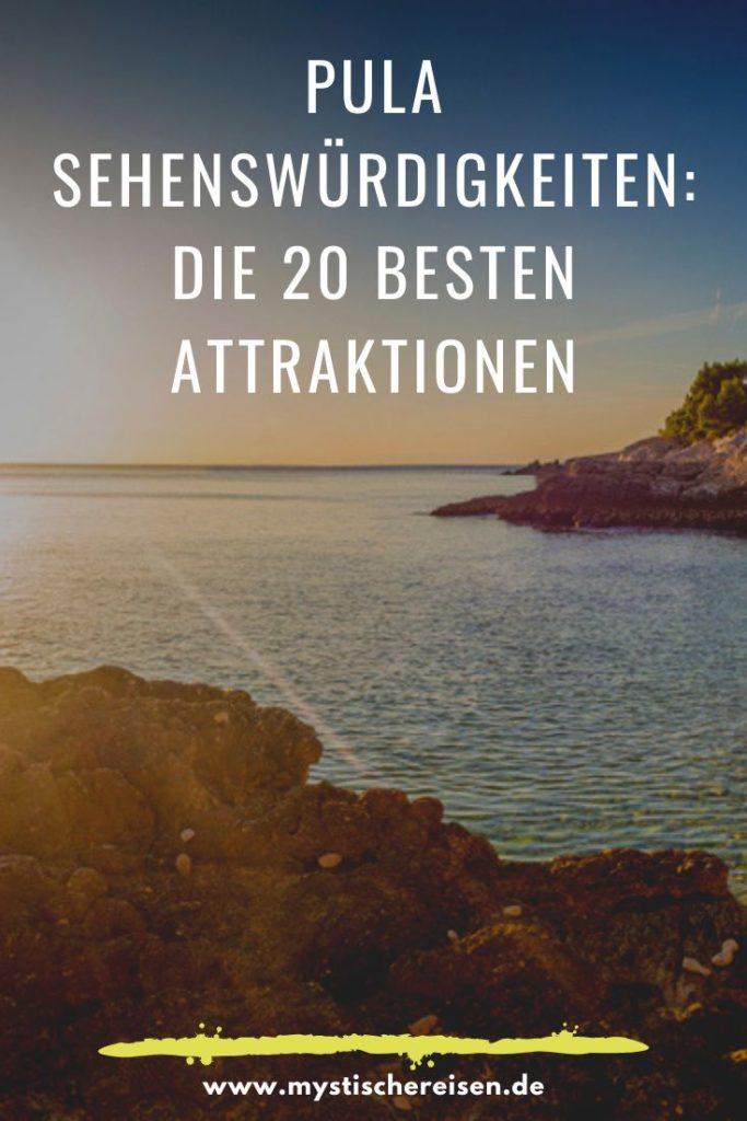 Pula Sehenswürdigkeiten: Die 20 besten Attraktionen – 2020