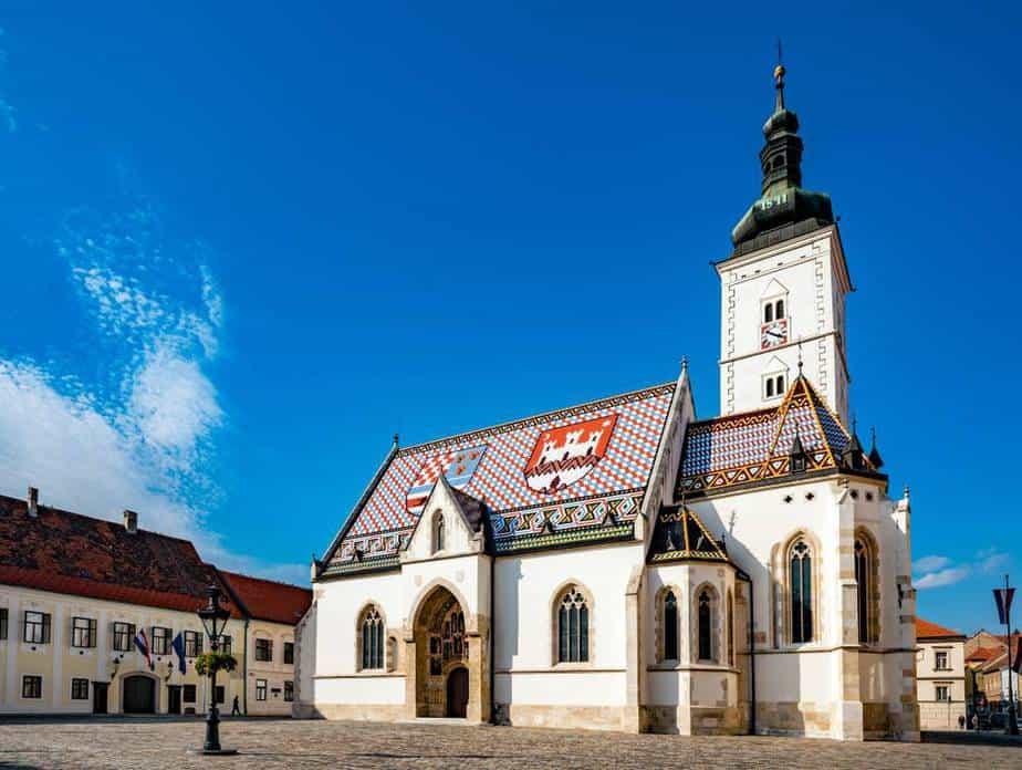 St. Markus Kirche Zagreb Sehenswürdigkeiten: Die 25 besten Attraktionen – 2020