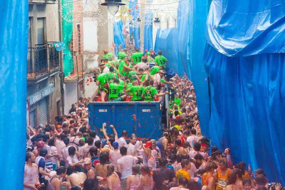 Tomatina-Fest, Buñol Spanien Sehenswürdigkeiten: Die 20 besten Attraktionen – 2020