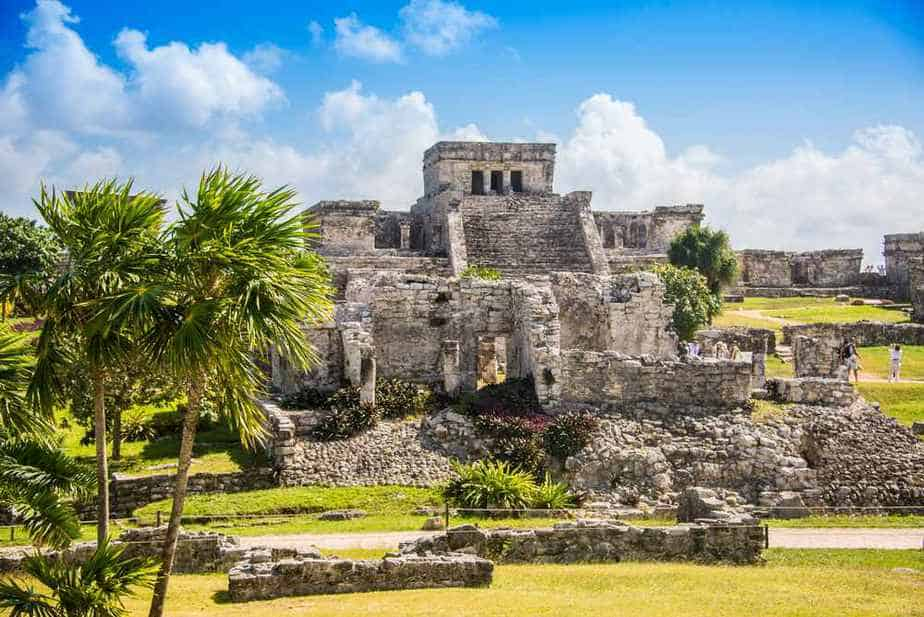 Tulum - Maya-Stätte Cancun Sehenswürdigkeiten