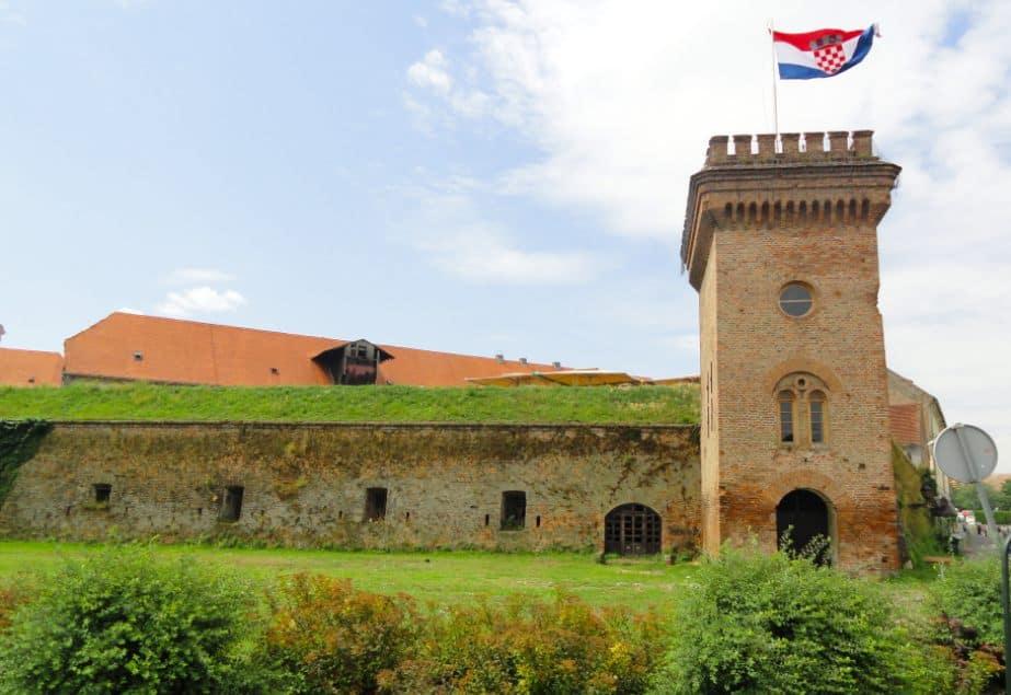Tvrđa Festung, Osijek