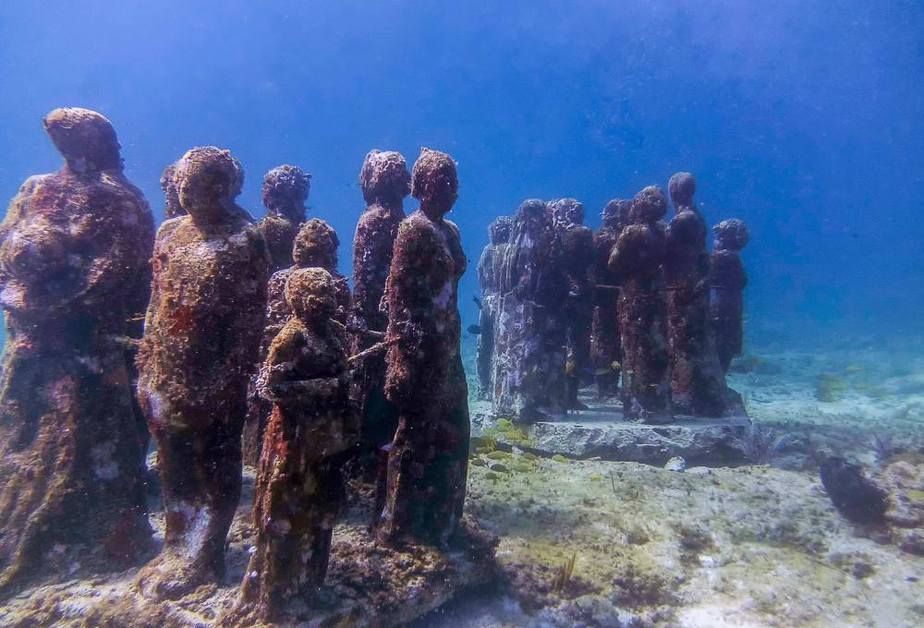 Unterwassermuseum Cancún