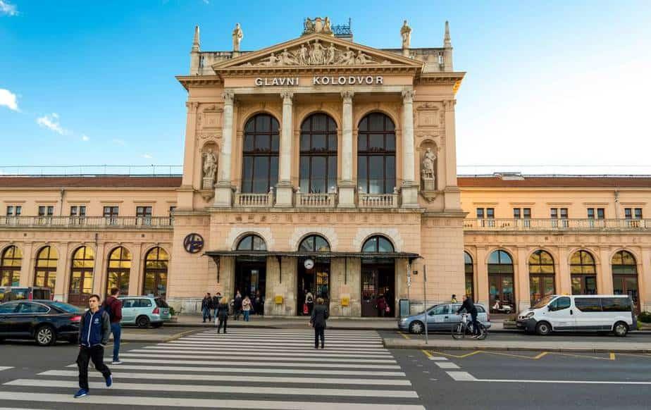 Zagreb Hauptbahnhof