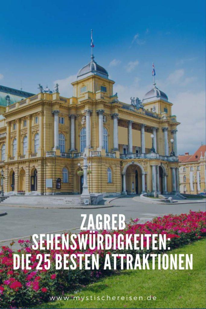 Zagreb Sehenswürdigkeiten: Die 25 besten Attraktionen – 2020
