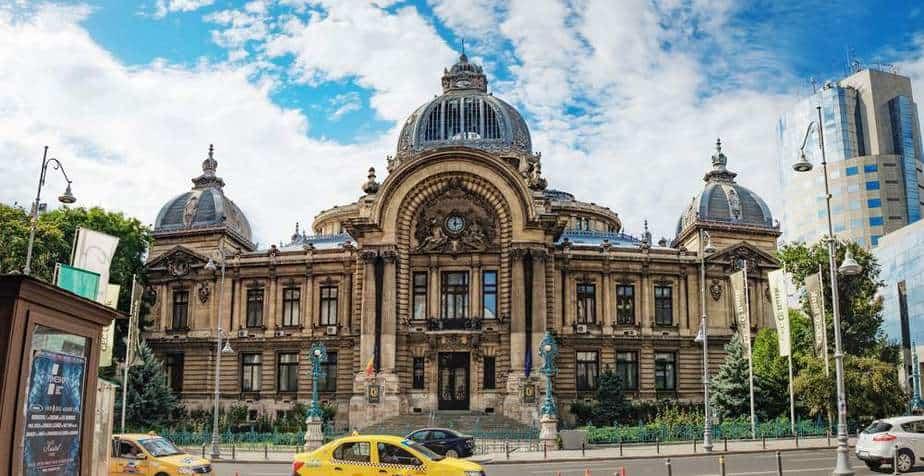 CEC-Palast Die 12 schönsten Instagram-Spots in Bukarest