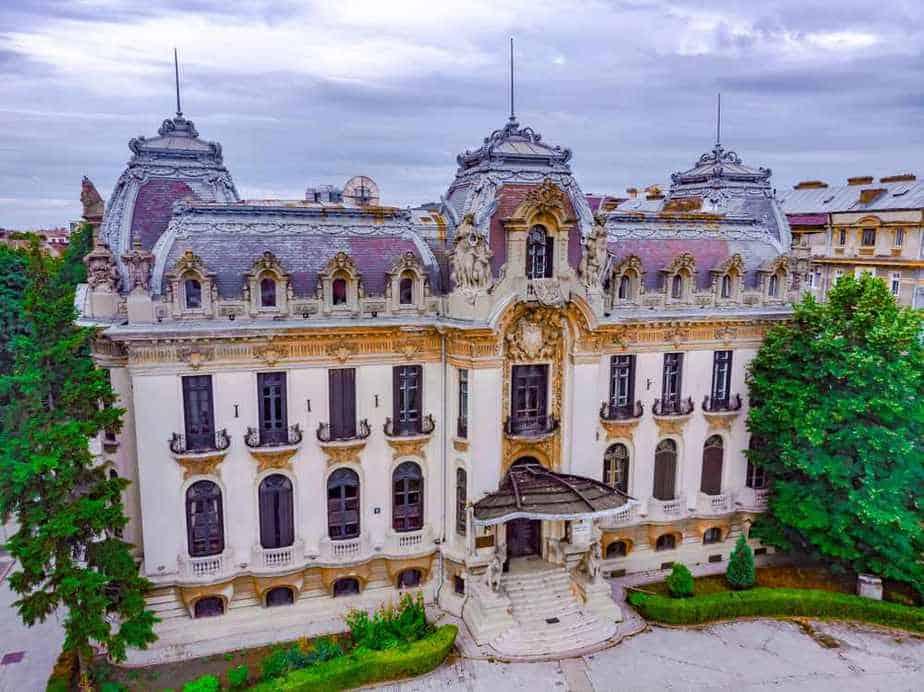 Cantacuzino-Palast