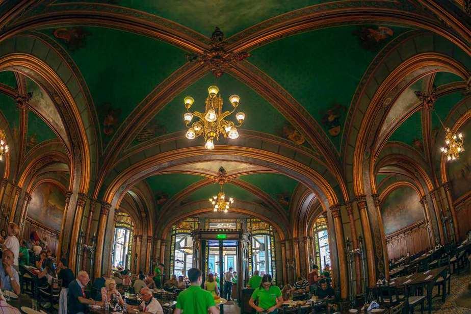 Caru' Cu Bere Die 12 schönsten Instagram-Spots in Bukarest