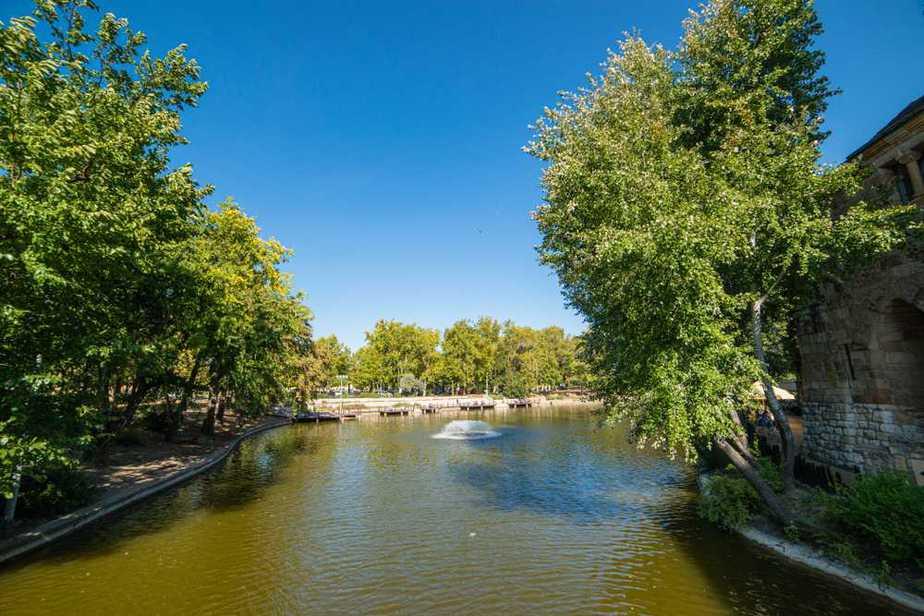 Die 6 schönsten Parks in Budapest