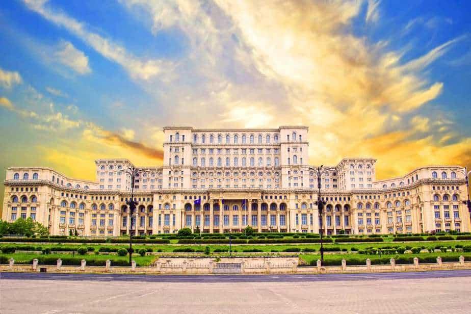 Parlamentspalast Die 12 schönsten Instagram-Spots in Bukarest