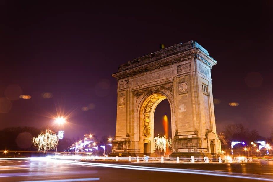 Triumphbogen Die 12 schönsten Instagram-Spots in Bukarest