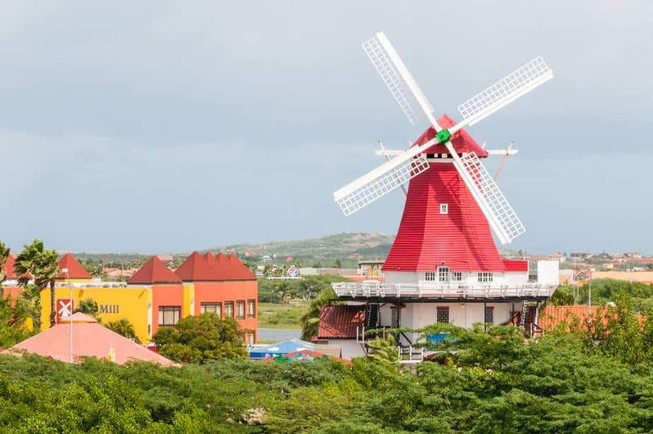 Alte niederländische Windmühle Aruba Sehenswürdigkeiten: Die 22 besten Attraktionen