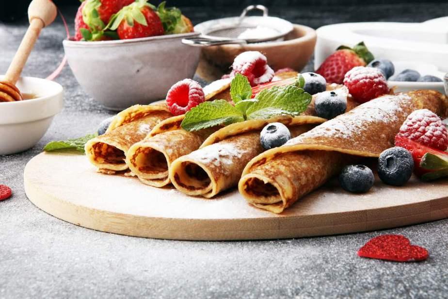 Crêpe - Pfankuchen Französische Spezialitäten: 22 typisch Französische Essen, Die Sie Probieren Sollten