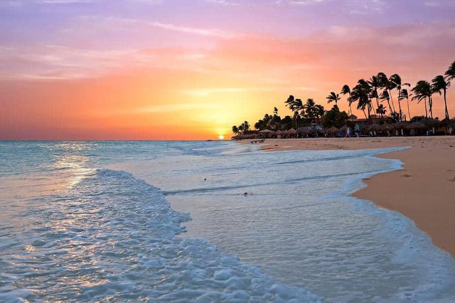 Die Strände Aruba Sehenswürdigkeiten: Die 22 besten Attraktionen