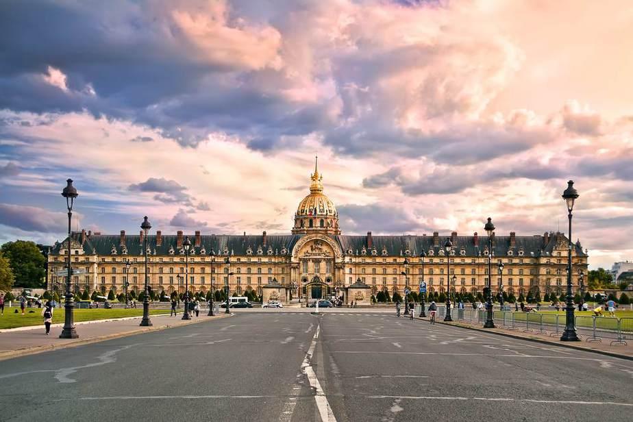 Hôtel des Invalides Paris Sehenswürdigkeiten: 22 Top Paris Sehenswürdigkeiten