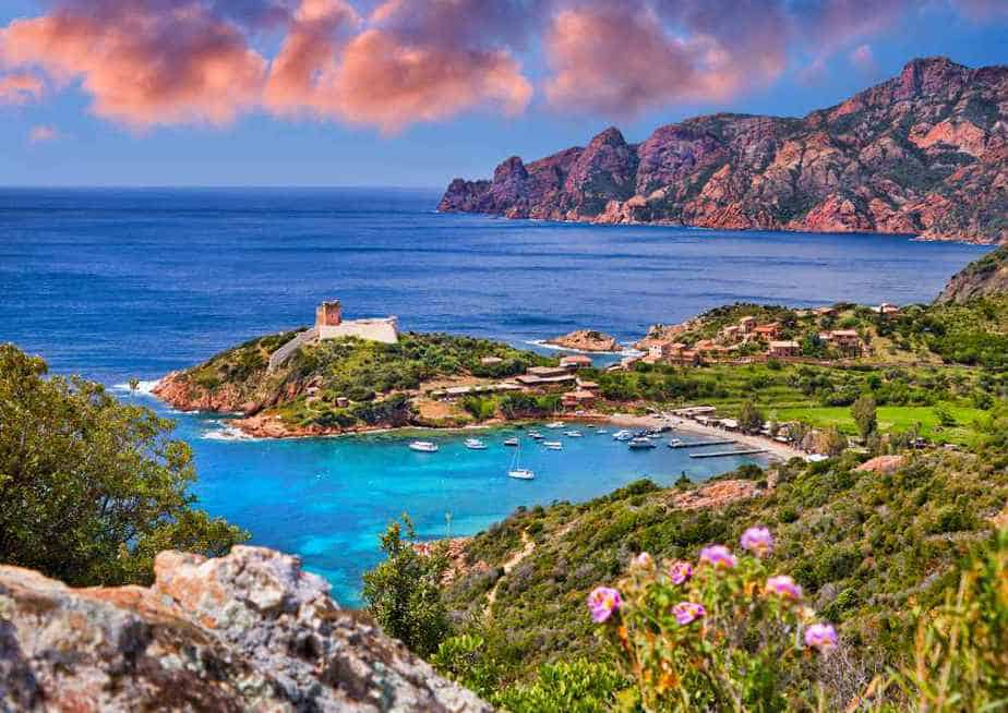 Insel Korsika Französische Sehenswürdigkeiten: Top 20 Attraktionen