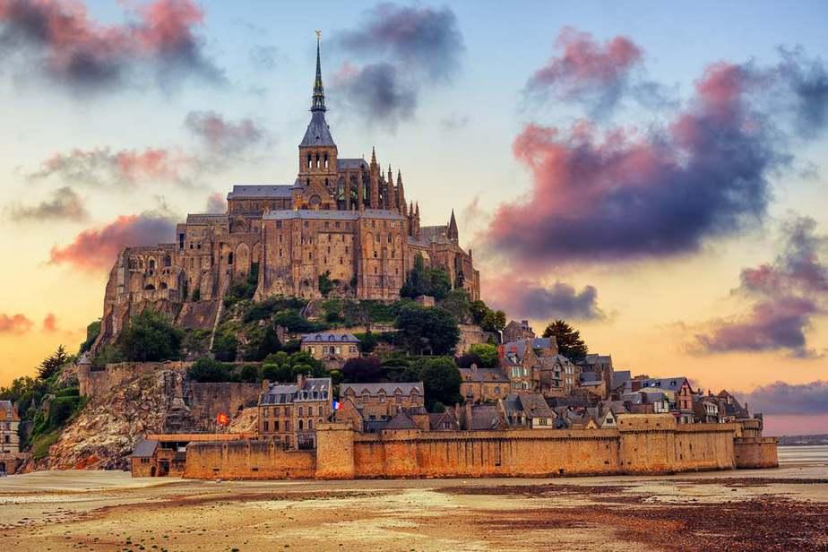 Le Mont-Saint-Michel Französische Sehenswürdigkeiten: Top 20 Attraktionen