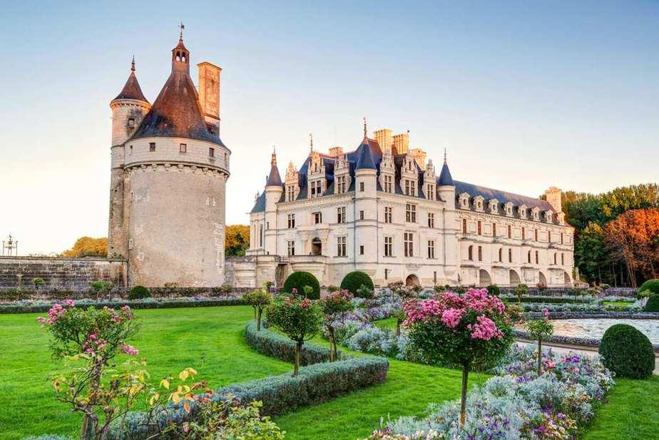 Loire-Tal Französische Sehenswürdigkeiten: Top 20 Attraktionen