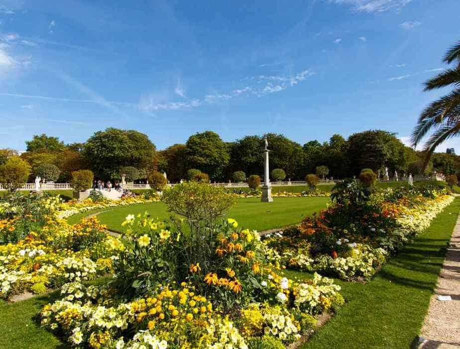 Luxemburggarten Paris Sehenswürdigkeiten: 22 Top Paris Sehenswürdigkeiten