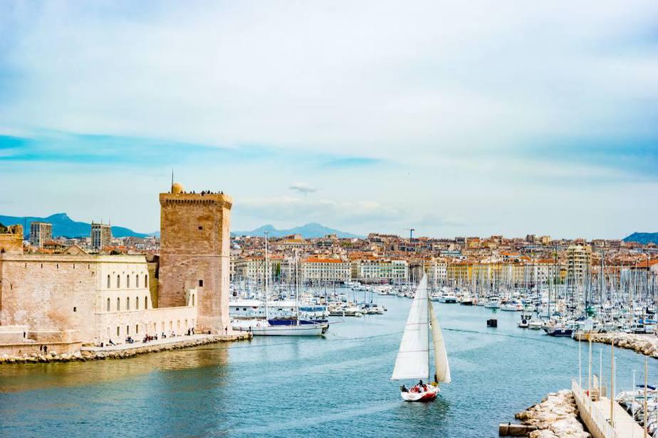 Marseille Französische Sehenswürdigkeiten: Top 20 Attraktionen