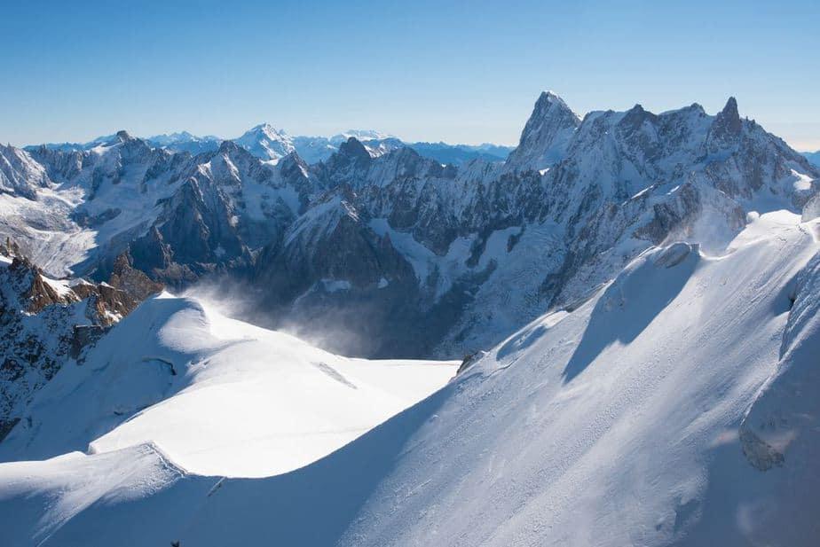 Mont-Blanc und die französische Alpen Französische Sehenswürdigkeiten: Top 20 Attraktionen