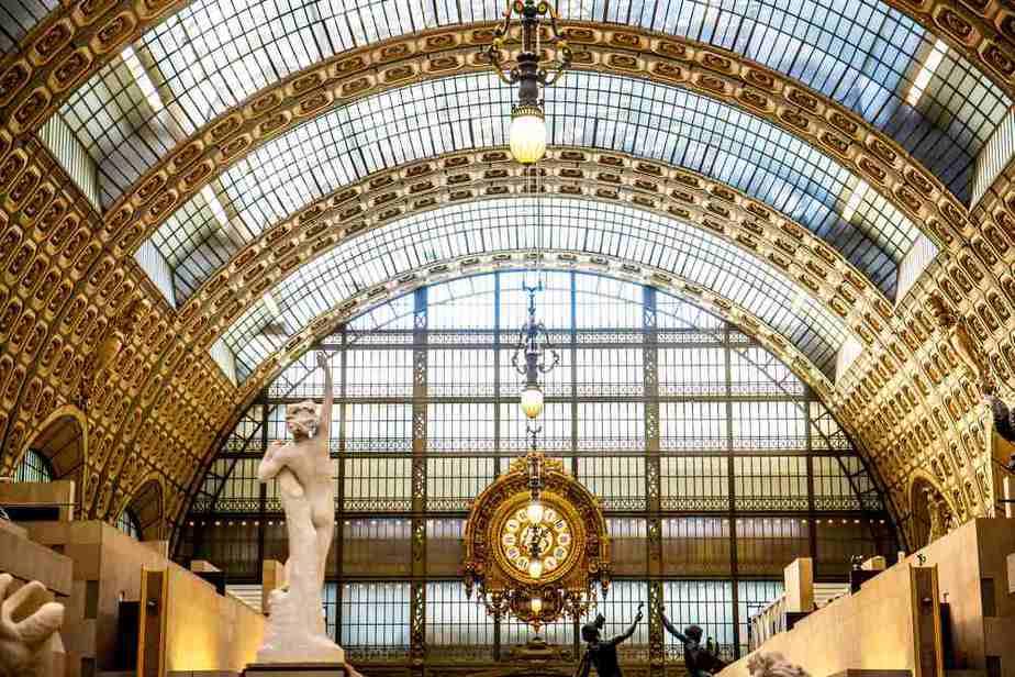 Musée d'Orsay Paris Sehenswürdigkeiten: 22 Top Paris Sehenswürdigkeiten