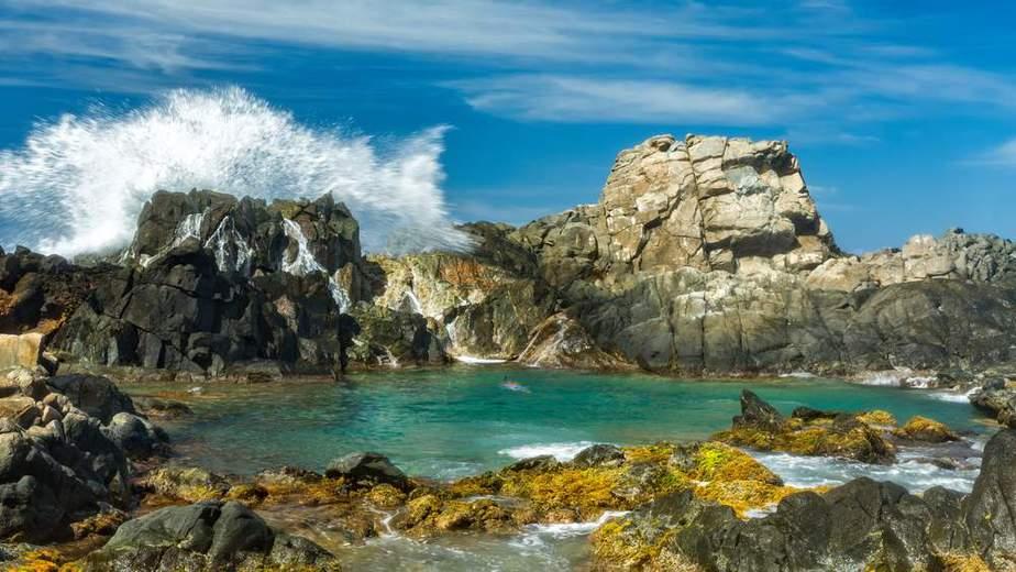 """Naturpool Aruba - """"Conchi"""" Aruba Sehenswürdigkeiten: Die 22 besten Attraktionen"""
