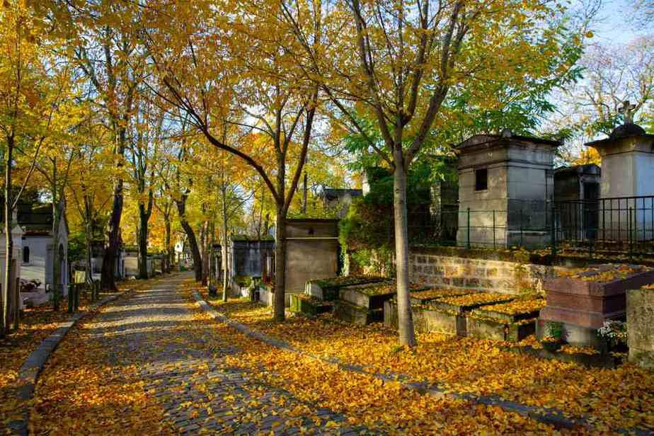 Père Lachaise Friedhof Paris Sehenswürdigkeiten: 22 Top Paris Sehenswürdigkeiten