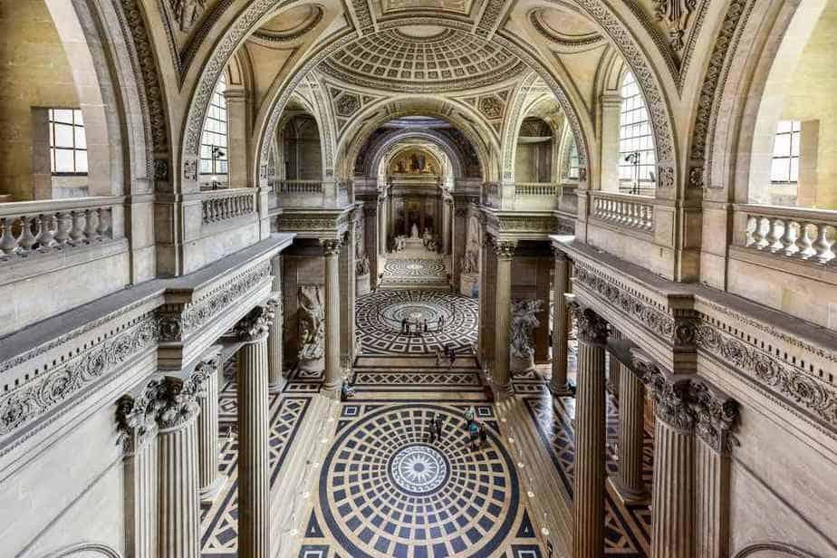 Panthéon Paris Sehenswürdigkeiten: 22 Top Paris Sehenswürdigkeiten
