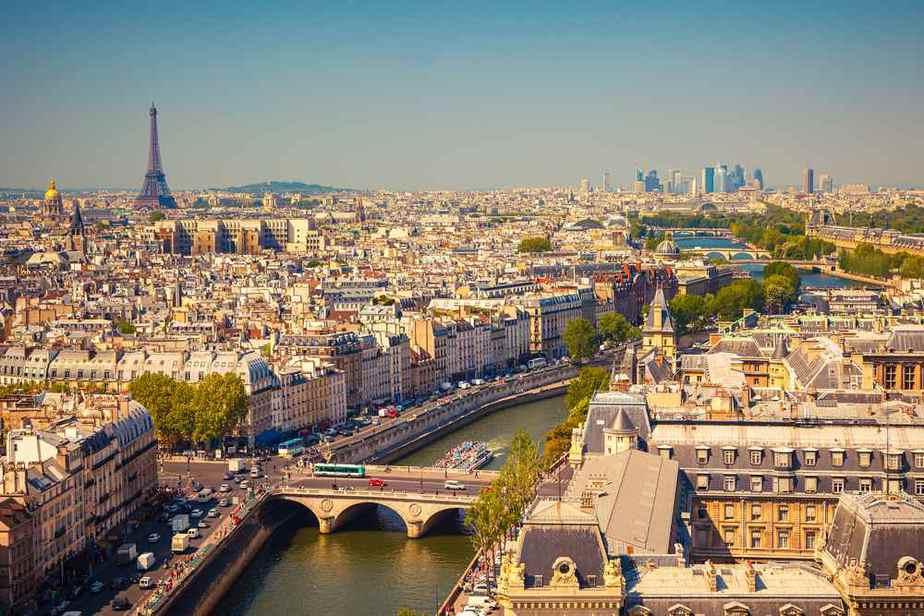Paris Französische Sehenswürdigkeiten: Top 20 Attraktionen