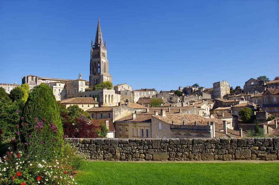 Saint-Emilion Französische Sehenswürdigkeiten: Top 20 Attraktionen