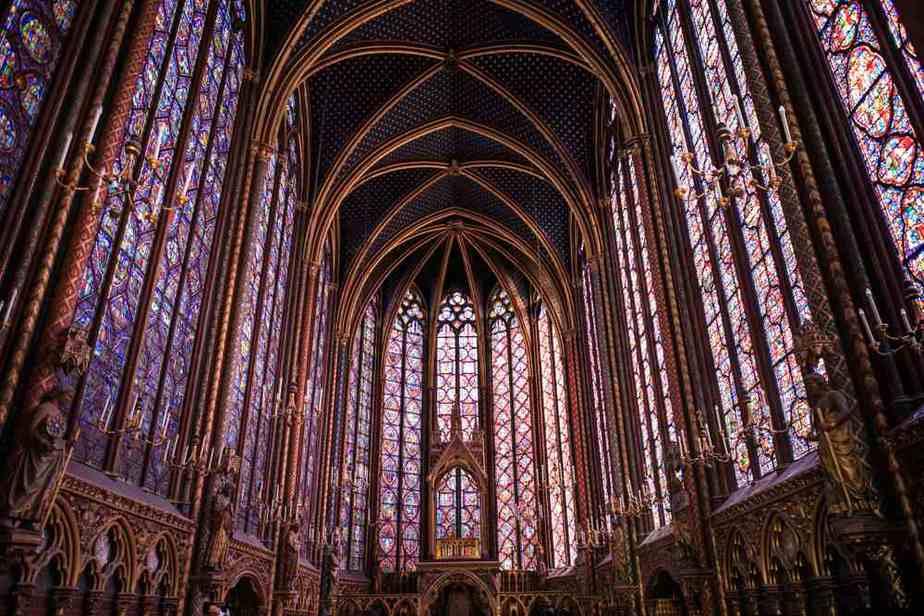 Sainte-Chapelle Paris Sehenswürdigkeiten: 22 Top Paris Sehenswürdigkeiten